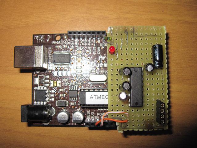 Rfid mhz rw shield mifare cards